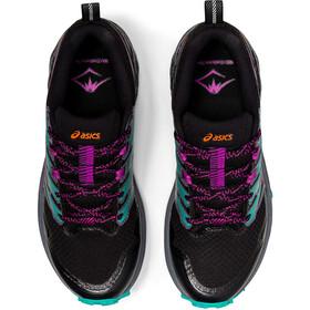 asics Gel-Trabuco Terra Shoes Women, negro/rosa